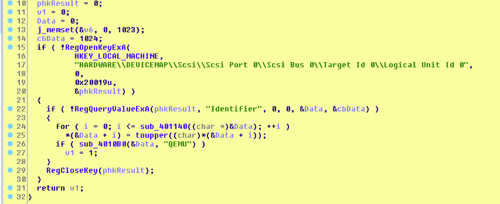 cyber security – Page 2 – Reverse Engineering, Malware Deep