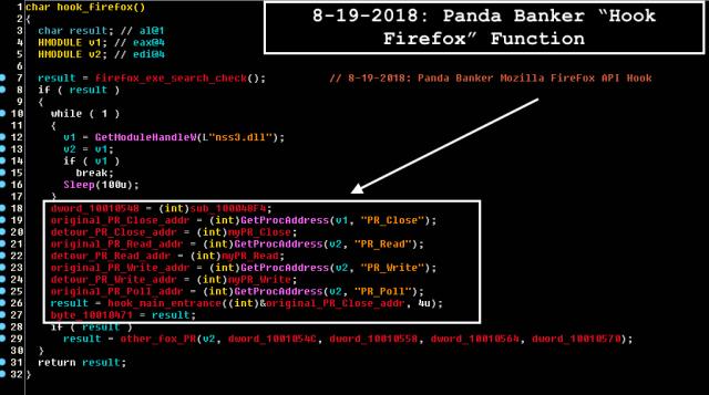 Let's Learn: Dissecting Panda Banker & Modules: Webinject