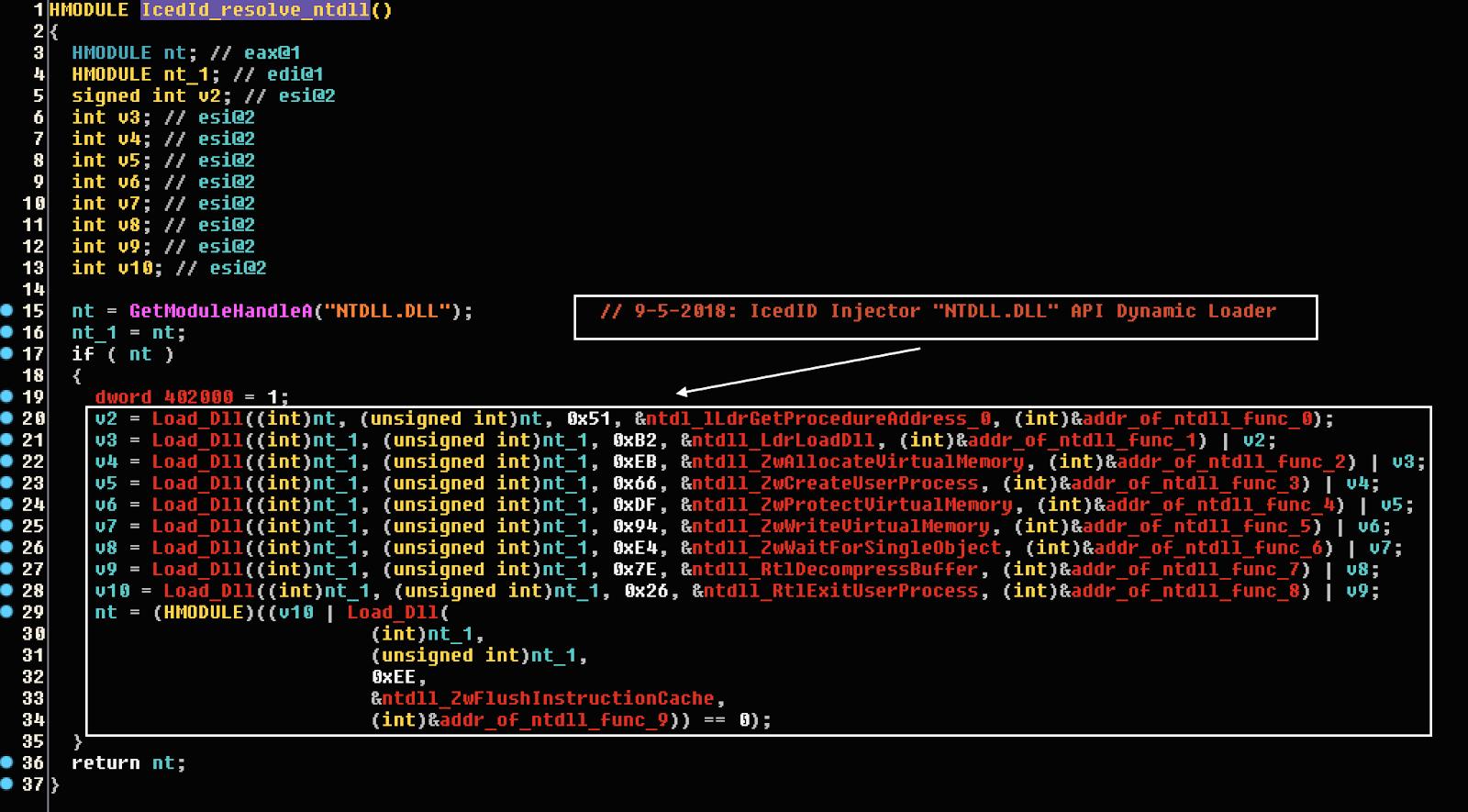 Uncategorized – Page 3 – Reverse Engineering, Malware Deep